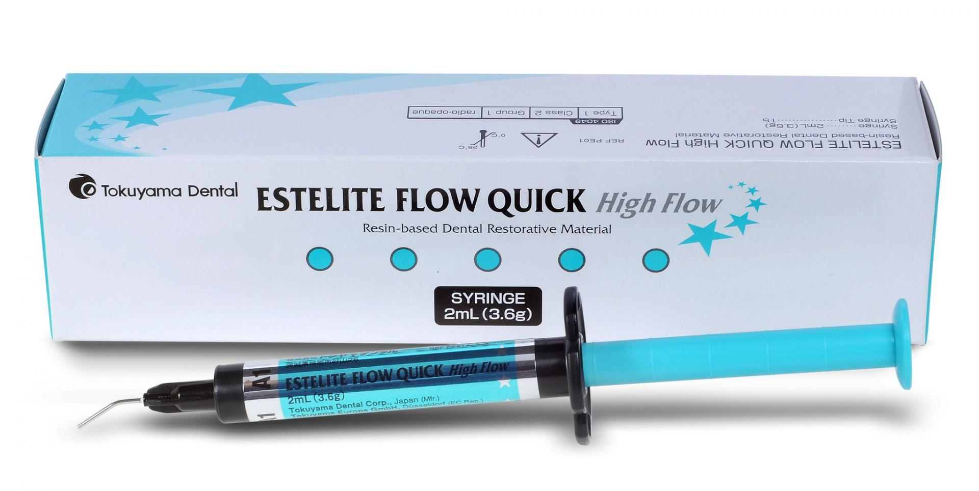 Estelite Flow Quick High Flow 3,6 г (2мл)