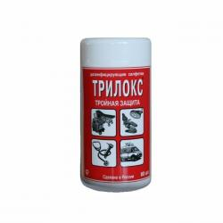 Дезинфицирующие салфетки Трилокс
