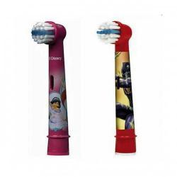 Насадки для детской зубной щетки Oral-B Stages (очень мягкая)