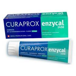 Зубная паста Enzycal 1450 ppm