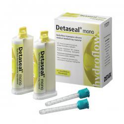 Detaseal hydroflow mono монофазный силикон для оттисков, 2х50 мл