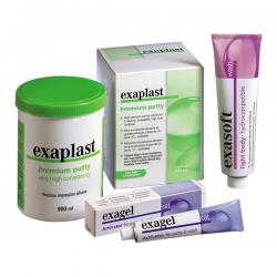 Exaplast (Экзапласт) слепочный материал, набор