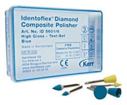 Набор полиров для композитов identoflex composite polishers