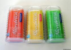 Пластиковые укороченные аппликаторы microbursh wp