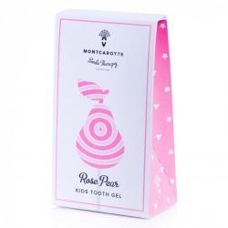 """Гель для детских зубов """"Rose Pear"""" со вкусом розовой груши"""