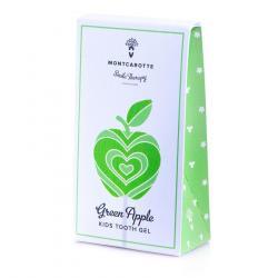 """Гель для детских зубов """"Green Apple"""" со вкусом зеленого яблока"""
