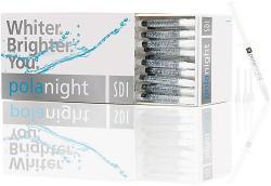Гель для отбеливания зубов Polanight 10%, 50 шприцов