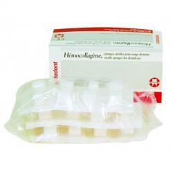 Губки Hemocollagene