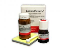 Антисептический порошок Endomethasone набор