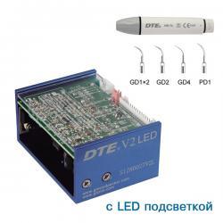 Ультразвуковой встраиваемый скалер DTE-V2 LED подсветка